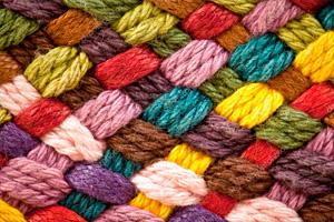Wool, Yarn and Fibers
