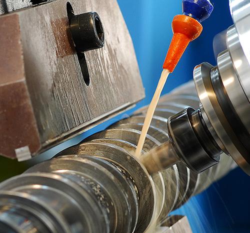 Industrial. Mecanizado ROR